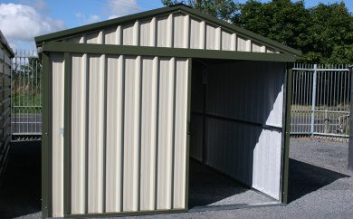 Advantages Steeltech Sheds