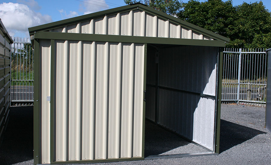 Advantages of steeltech sheds fine framers for Garden shed kilkenny