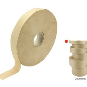 Brown Tape Gummed 24mm