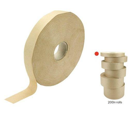 Brown Tape Gummed 24mm