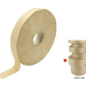 Brown Tape Gummed 72mm