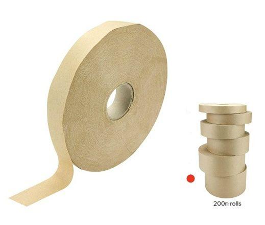 Brown Tape Gummed 96mm