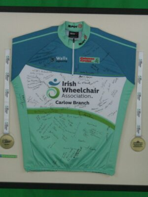 Cycle Jersey with medals