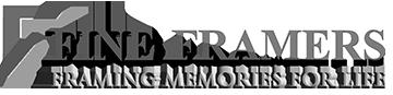 Fine Framers Logo Footer