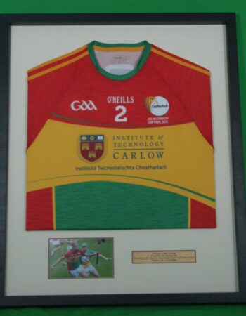 Folded Cw jersey with photo