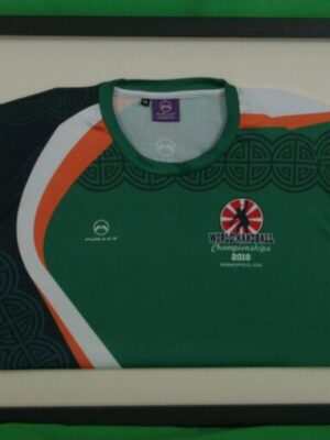 Handball Jersey with medals and photos