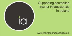 Interiors Association Logo Footer