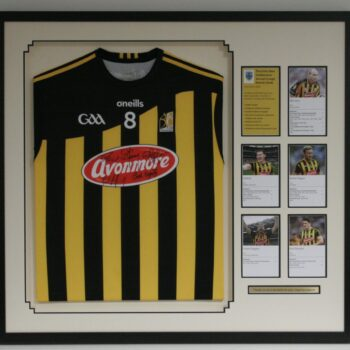 Jersey with photos top mount