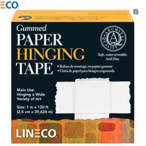 Lineco Archival Gum Paper Tape 25mm 40m roll 1701.jpg