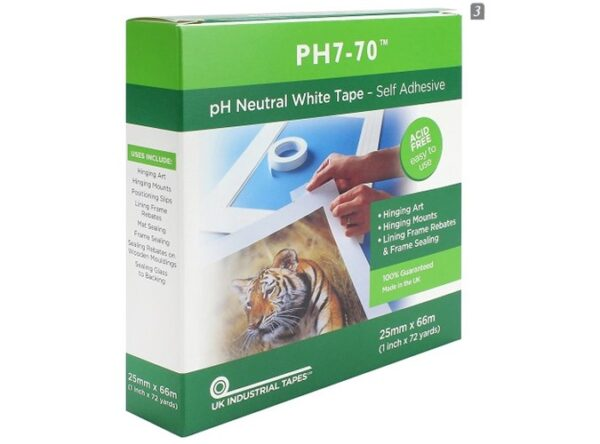 PH7 70 Conservation Self Adhesive Tape 25mm 66m 4856.jpg