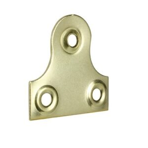 Picture Plates Plain Brass Plated 38mm 620T.jpg