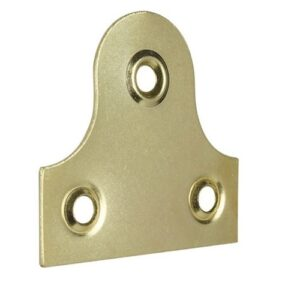 Picture Plates Plain Brass Plated 50mm 416.jpg