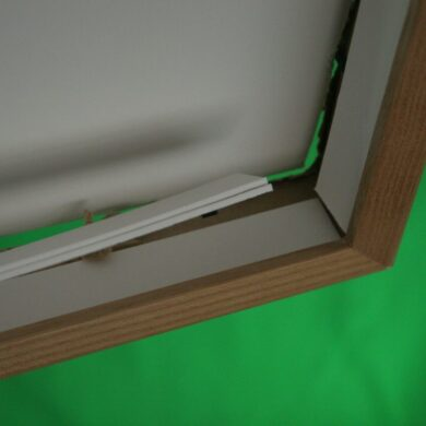 Spacer in Jersey Frame
