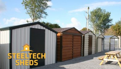 Steeltech Sheds announce major expansion plans