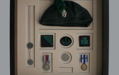 army medal framing