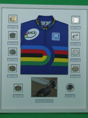 cycle jersey with medals 3