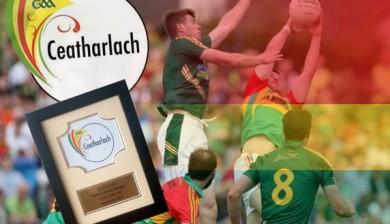 Carlow top scorer award
