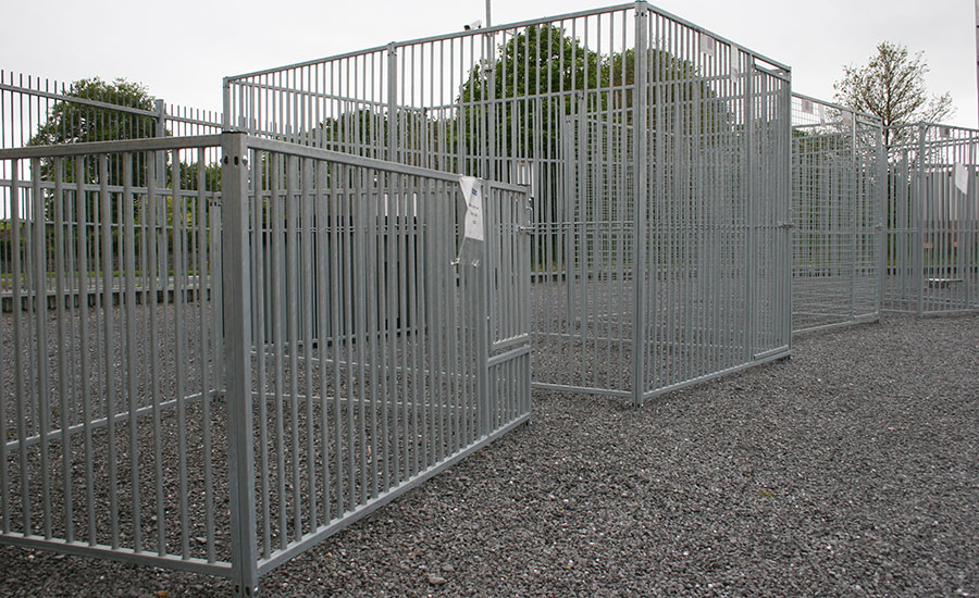 Insulated Dog Kennels Ireland
