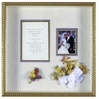 Personalised Wedding Frames At Fine Framers Carlow
