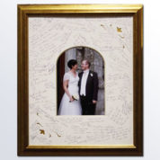 fine framers wedding wishes