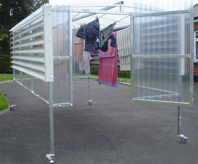 Lennon Lines All Weather Clothes Retractable Lines